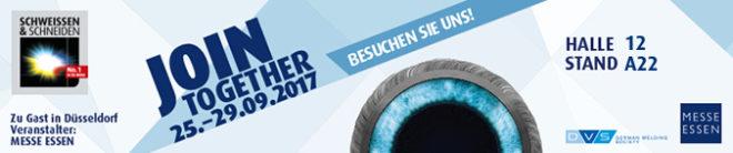 International Trade Fair Schweissen und Schneiden